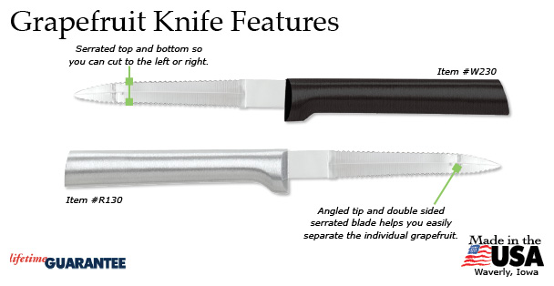 Rada Fruit And Vegetable Knives Rada Cutlery Fort St